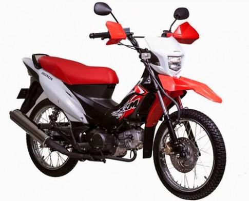 Honda XRM 125 - xe máy offroad giá 1.400 USD