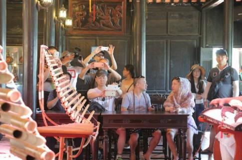 Khanh Hoa duoc de nghi chan chinh viec don khach Trung Quoc