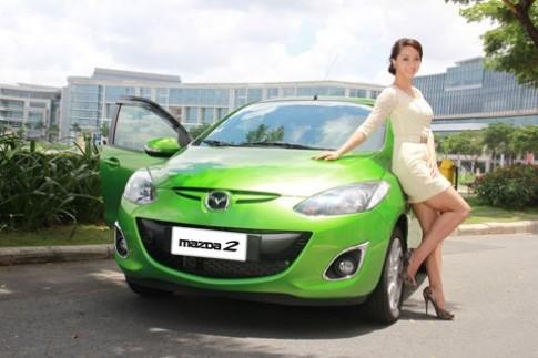 Mazda 2 - hatchback den tu Nhat Ban