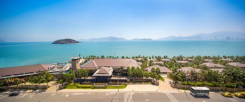 Nha Trang vao top 3 bai bien hap dan nhat Viet Nam