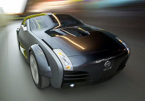 Nissan URGE - xe hơi cho game thủ
