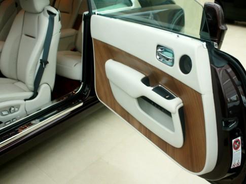 Noi that Rolls-Royce Wraith