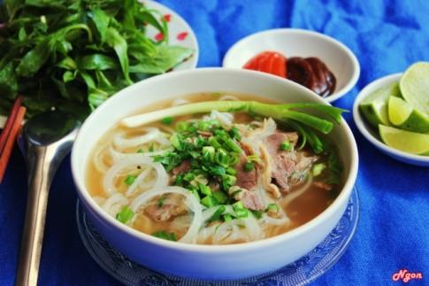 Pho Viet - mon ngon den tan mieng cuoi cung
