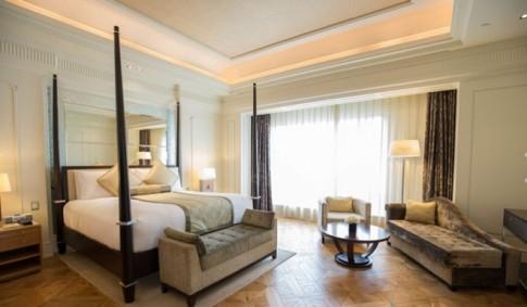 Phòng tổng thống trong khách sạn ông Obama ở tại Sài Gòn