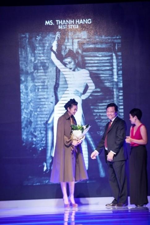 Prima Gold tai tro cho F fashion show