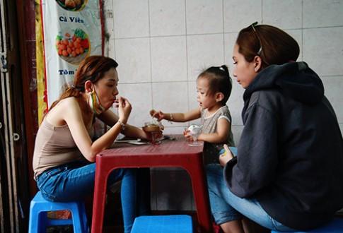 Quán kem hơn 30 năm giữa lòng Sài Gòn