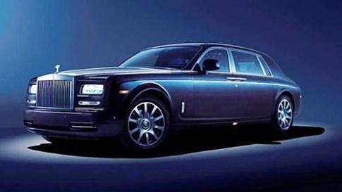 Rolls-Royce gioi thieu hang doc Phantom Celestial