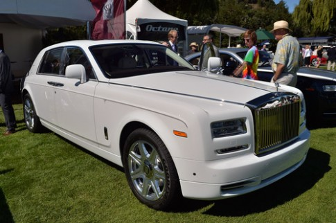 Rolls-Royce trinh lang bo suu tap Phantom dac biet
