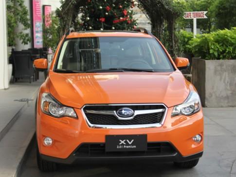 Subaru XV 2.0i Premium mau doc ve Viet Nam