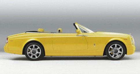 The nao la khach hang Rolls-Royce thuc su?