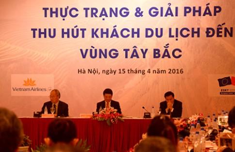 Tour du lich duong song Tay Bac dang bi bo ngo