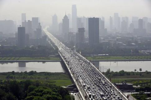 Trung Quốc vượt ngưỡng 250 triệu ôtô