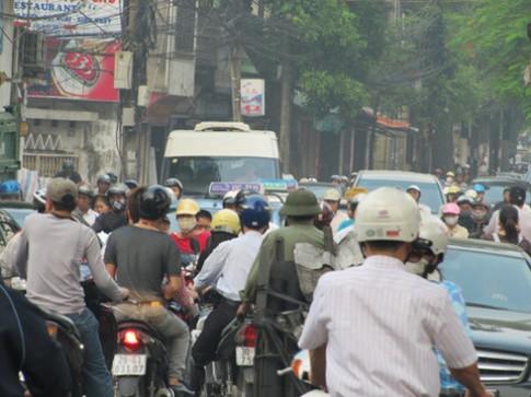 Viet Nam bao gio cho het ket xe