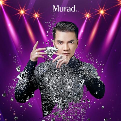 Đàm Vĩnh Hưng tham gia đại hội làm đẹp quốc tế của Murad