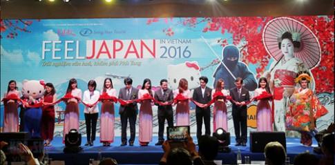 Trải nghiệm làm đẹp cùng Sakura tại 'Feel Japan 2017'