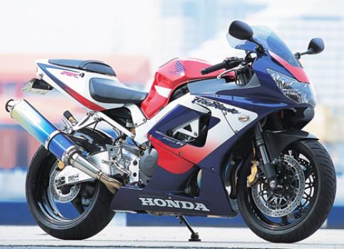 10 mau moto Honda dep nhat