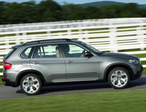 5 diem dac biet ve BMW X5 2007