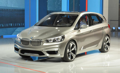 BMW giới thiệu concept mới