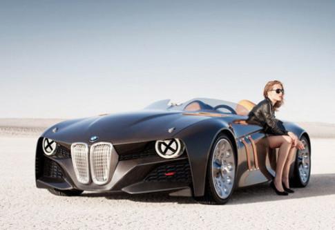 BMW hồi sinh mẫu xe thể thao 328