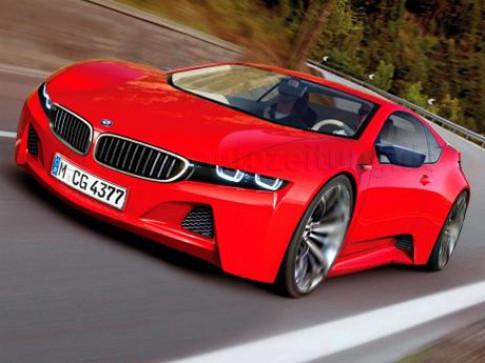 BMW sắp có siêu xe mới