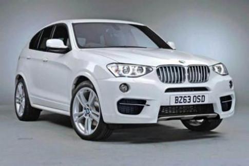 BMW sẽ sản xuất X4