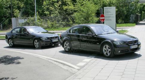 BMW thử nghiệm serie 3 thế hệ mới