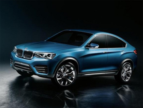 BMW trình làng X4 concept