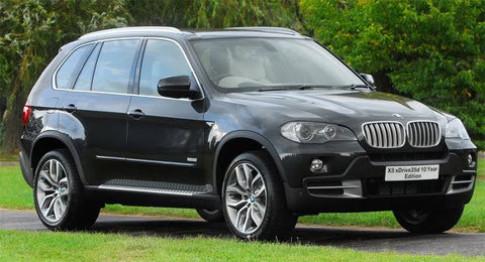 BMW tung hàng độc mừng sinh nhật X5