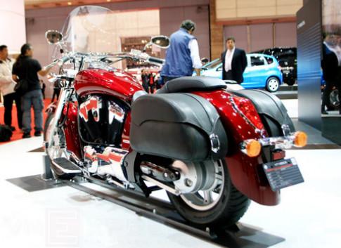 Bộ sưu tập xe máy Honda tại Tokyo Motor Show 2009