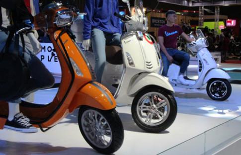 Cac hang xe may o Viet Nam don suc cho moto