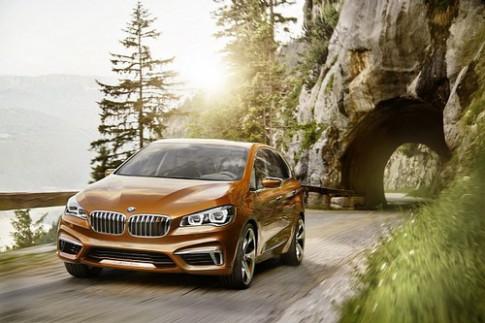 Chi tiet BMW Active Tourer Outdoor Concept