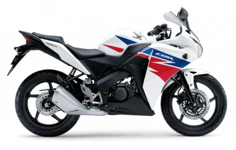 Honda CBR125R co gia 3.900 USD