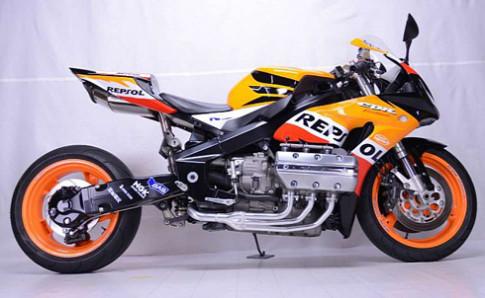 Honda CBR1800RR doc dao