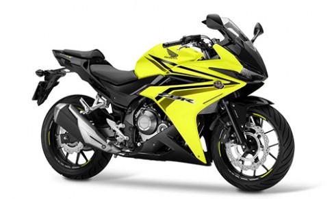 Honda CBR500R va CB500F 2017 gia tu 7.300 USD tai Malaysia