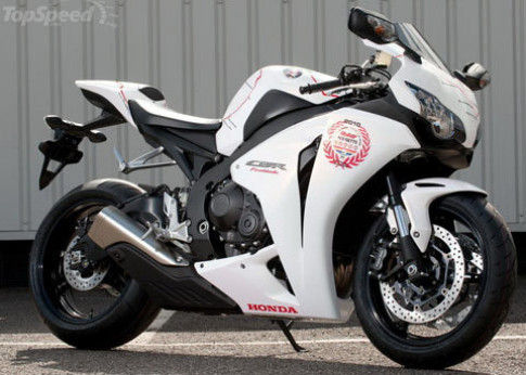 Honda giới thiệu CBR1000RR phiên bản đặc biệt