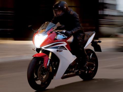 Honda hồi sinh CBR600F