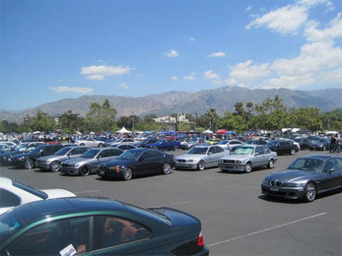 Lễ hội BMW lớn nhất thế giới