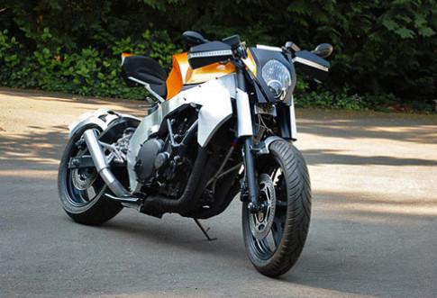 'Lột xác' cho Honda CBR 1000F