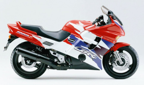 Nhung mau xe lung danh trong Honda CBR-serie