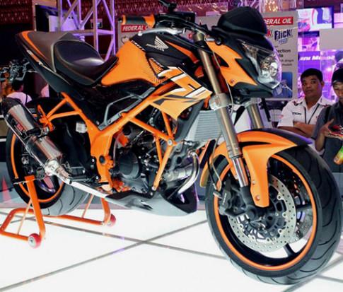 Phien ban do doc dao cua Honda CB150R