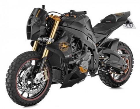 Sieu moto do BMW S1000RR Mad Max