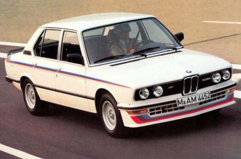 35 nam lich su cua BMW M