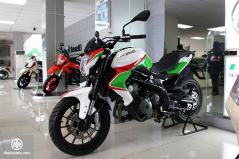 Anh Benelli TNT 250