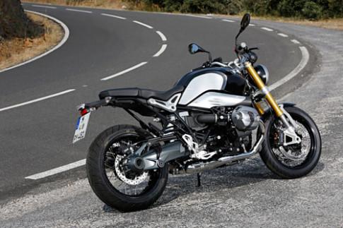 Anh BMW Motorrad R nine T
