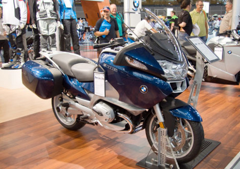 Anh chi tiet BMW R1200RT
