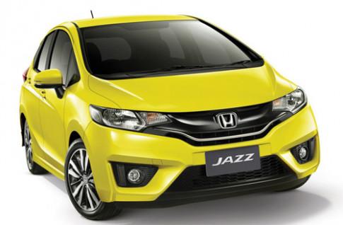 Anh chi tiet Honda Jazz 2014