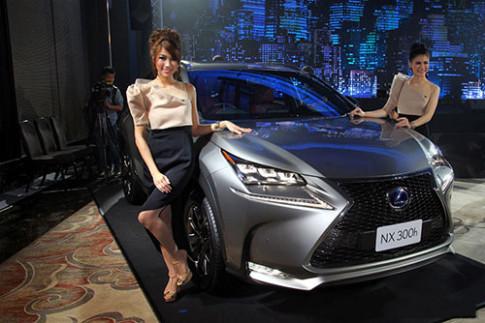 Anh Lexus NX 300h ra mat tai Thai Lan