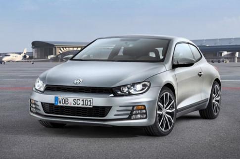 Anh Volkswagen Scirocco ban nang cap
