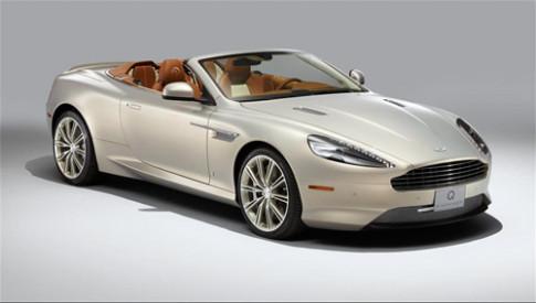 Aston Martin DB9 Volante phiên bản Equestrian