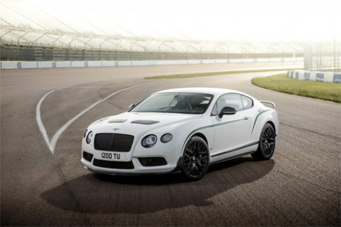 Bentley Continental GT3-R - xe dua gia 337.000 USD